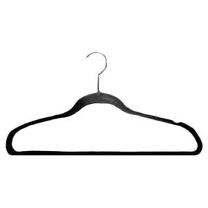 Marion+Velvet+Hanger+in+Black